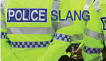 Police Slang | Abson Books